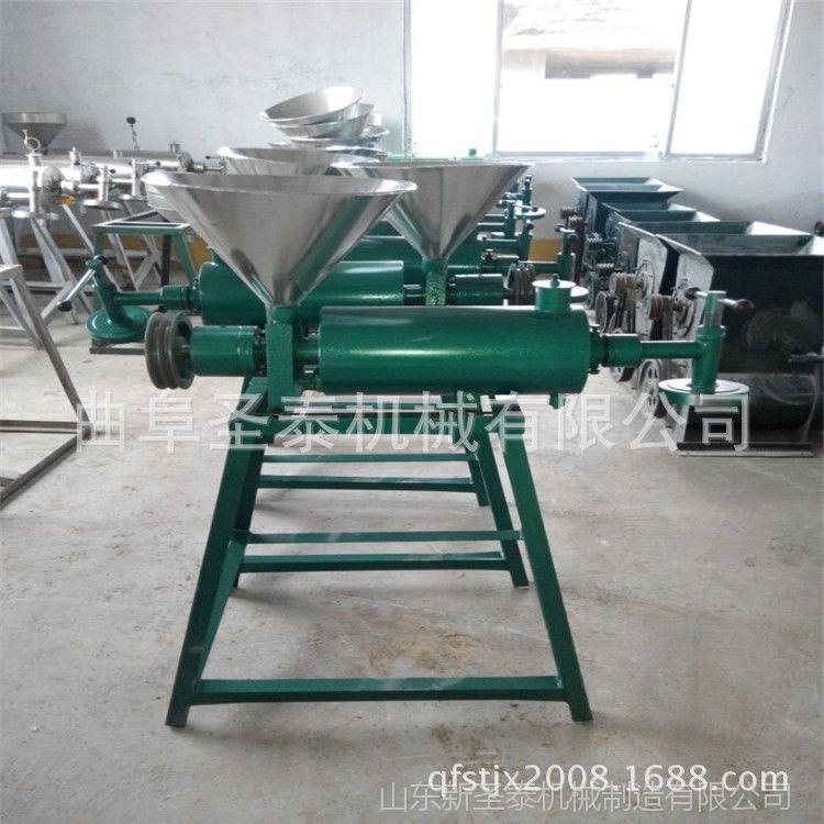 加工定做碳钢 不锈钢 全锈钢自动粉条机 薯类粉条机