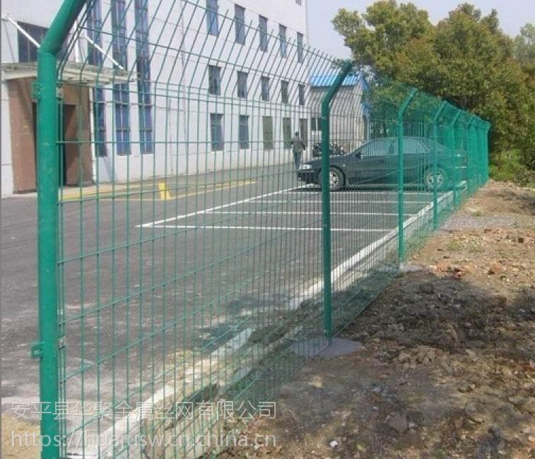浸塑双边丝护栏网、简便快捷、经济适用,加工费低、运输方便