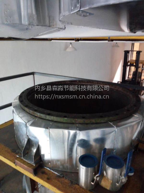 供应许昌不锈钢反应釜加热器 化工设备电磁加热器 森淼环保节能加热