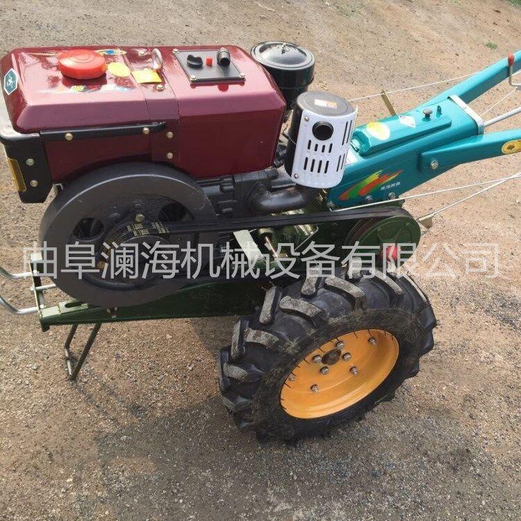 多功能水旱田耕地机 型号齐全手扶拖拉机旋耕机