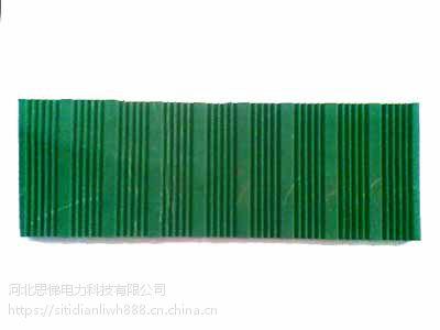 辽宁配电房专用15kv绿色绝缘胶垫 优质防滑