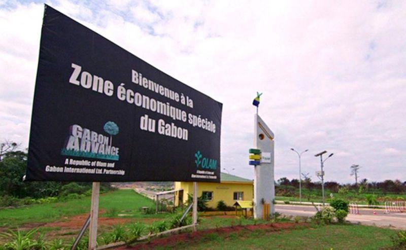 加蓬经济特区 GABON SPECICAL ECONOMIC