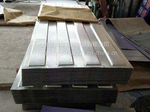供应镀锌四浪集装箱活动房屋顶板 3*6米活动房专业使用顶板
