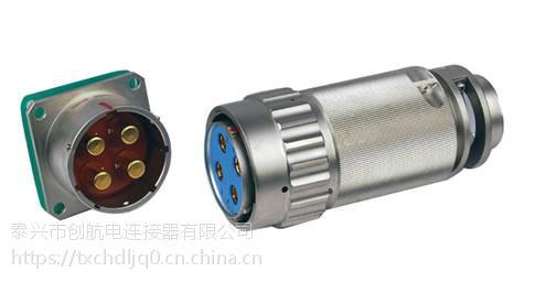 航空插头 创航军用电连接器Y50X系列圆形电连接器