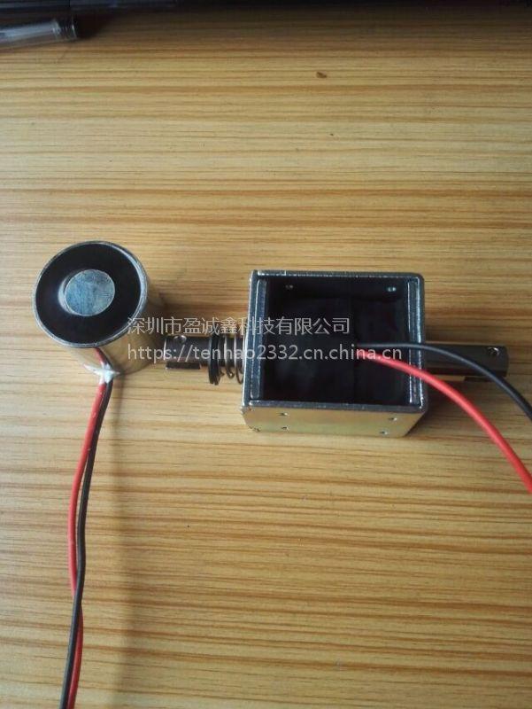 厂家直销通道闸翼闸门禁设备 直流牵引电磁铁ZYE1-1250 可定制