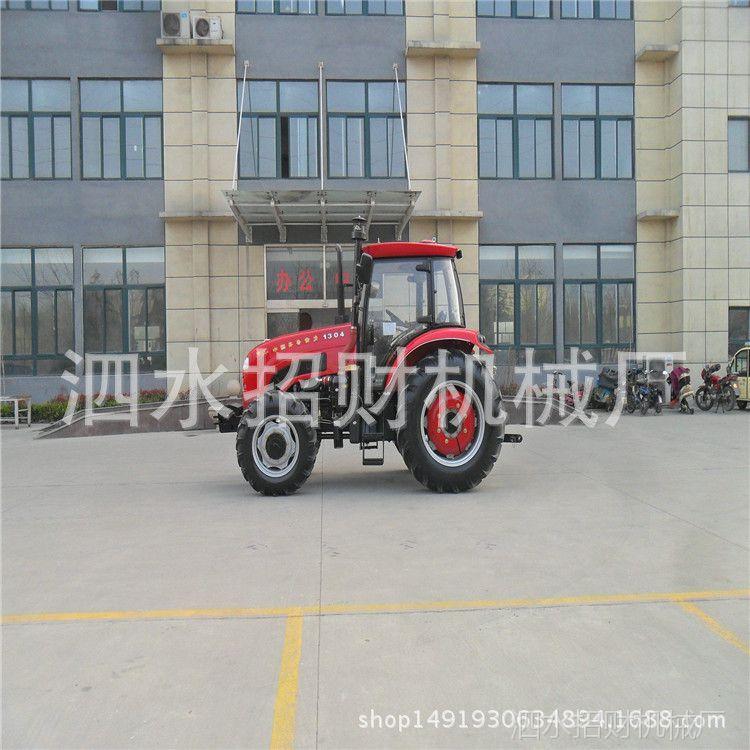 大型拖拉机耕田机械拖拉机收获1304国补精品四驱农用四轮拖拉机