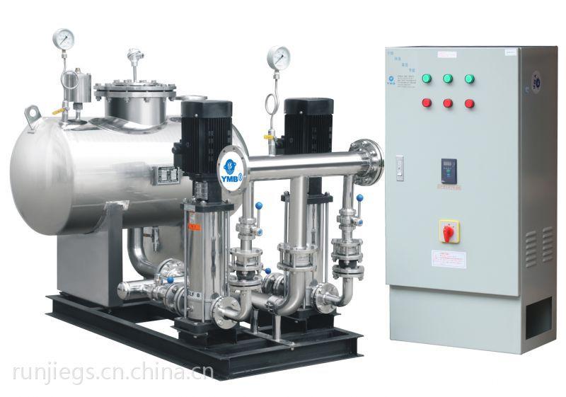 安塞恒压变频二次加压供水设备 安塞成套加压供水设备 RJ-1135