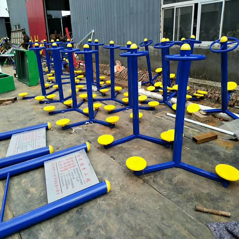 优惠销售小区健身器材来电咨询,体育器材单人坐拉器品质高,厂家报价