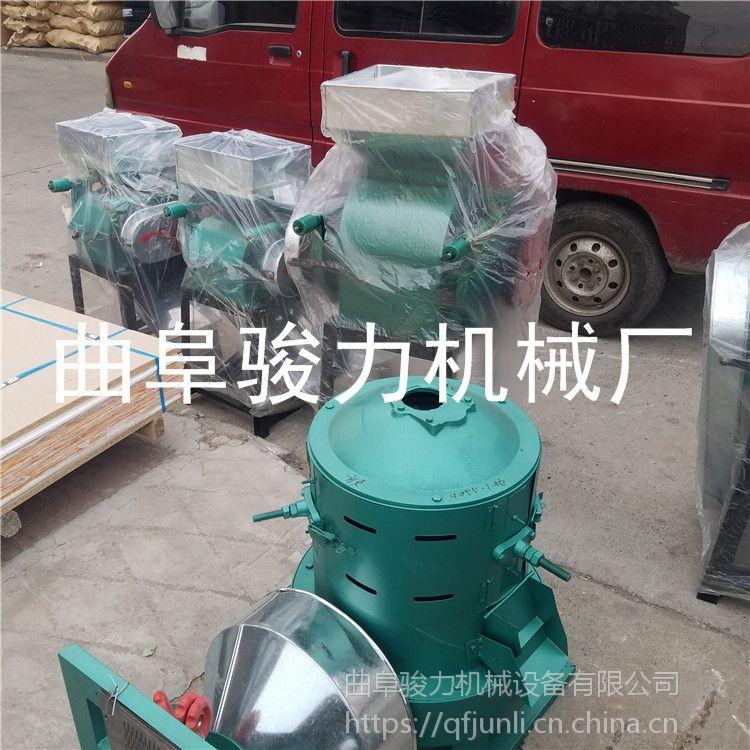 直销 薏米脱皮机 骏力牌 电动砂棍碾米机 水稻碾米机