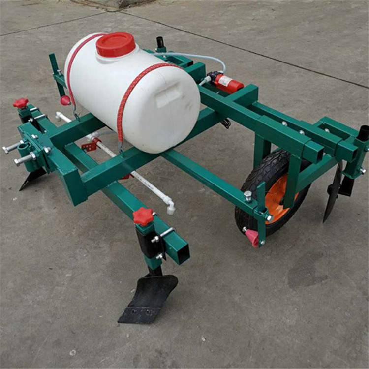 厂家直销地膜覆盖机 牵引式花生覆膜机 农用盖地膜机