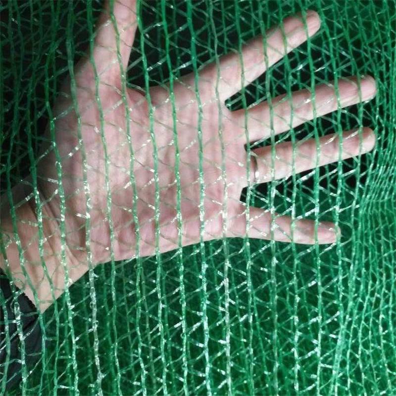 聚乙烯盖土网 2针遮阳网 盖土网厂家
