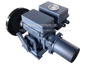 供应伯纳德B+RS400/K(F)30H角行程电动执行机构 伯纳德电动执行器生产厂家 诚信企业