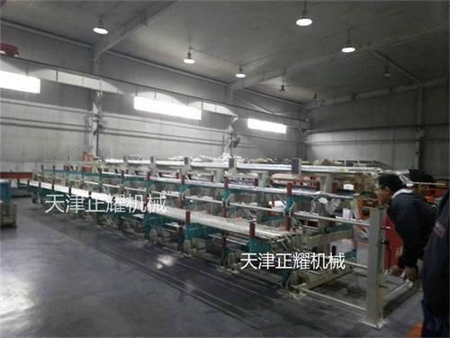 沧州管材货架悬臂式存放3米、6米、12米管材