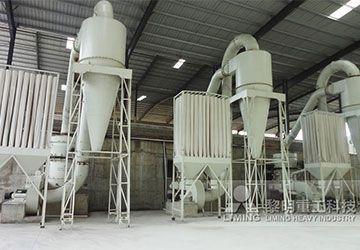 环保型磨粉生产线用哪款磨粉机更好?