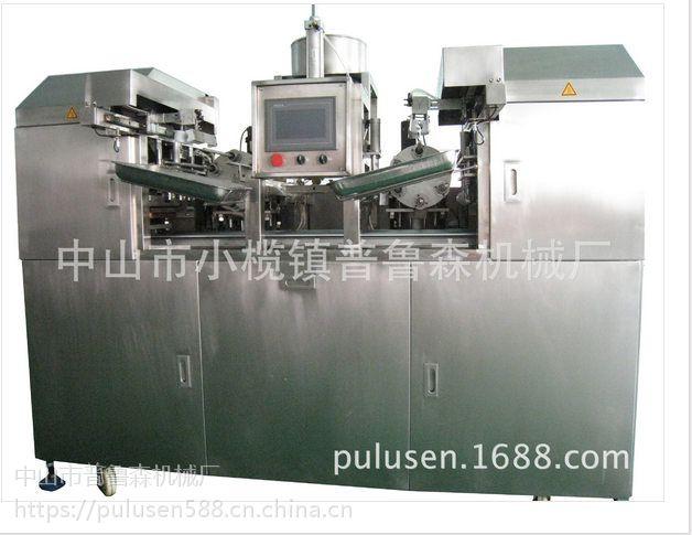 供应全自动仿手工蛋卷机厂家PLS-10酥脆蛋卷机