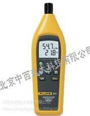 中西供温湿度记录仪 型号:TB157-FLUKE 971库号:M406802