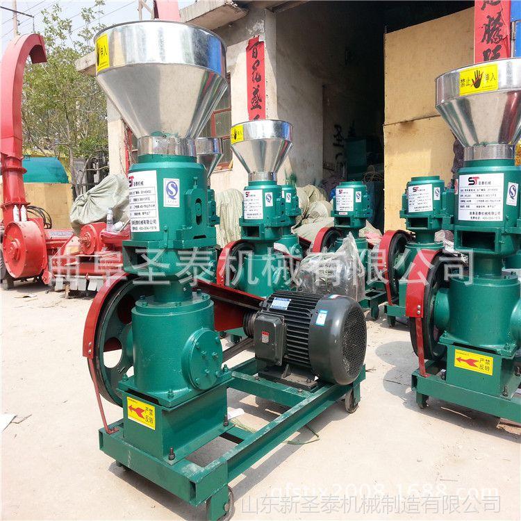 安阳市立式饲料机组 饲料机械设备报价 全价饲料颗粒机厂家