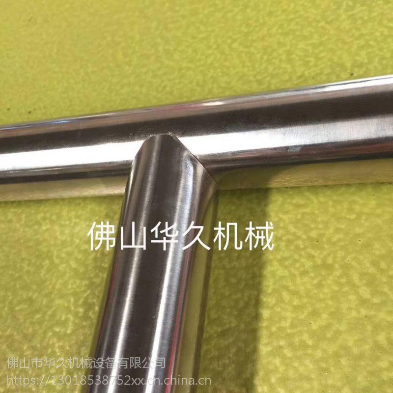 快速型护栏铁管压枪尖 铁艺栏杆冲孔机 圆管冲弧冲孔冲床机器