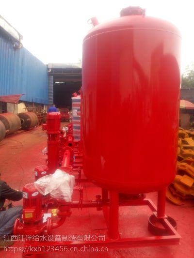 新国际消防泵控制柜接线XBD7/40-HL消火栓泵组图XBD8/40-HL