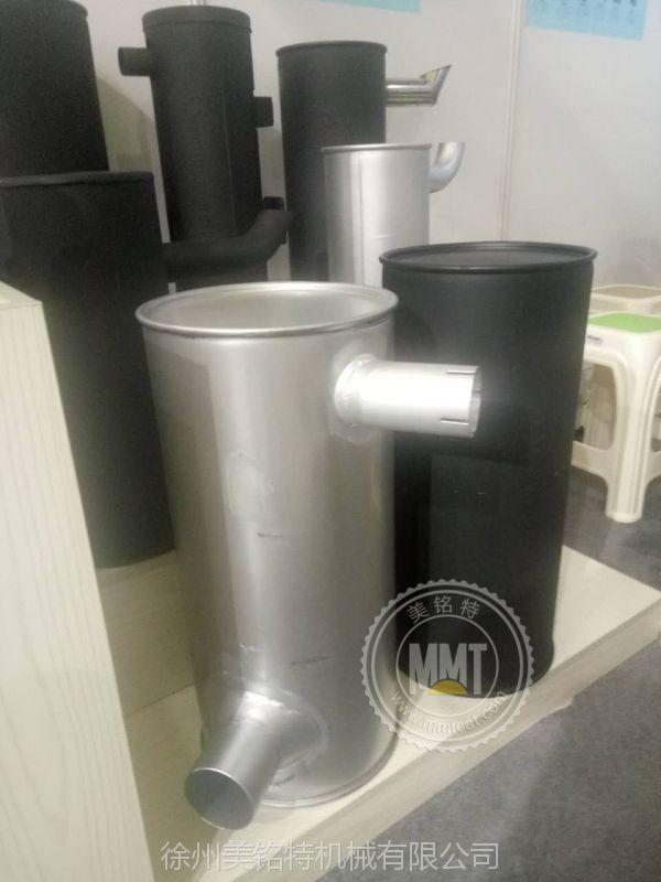 CAT卡特配件320 323消声器消音器排气管尾管 挖掘机发动机