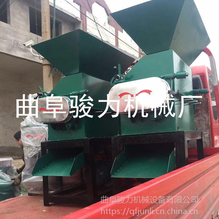 工厂直销 花生米破碎机 酒厂特定破碎机 细纹拉丝挤扁机 骏力