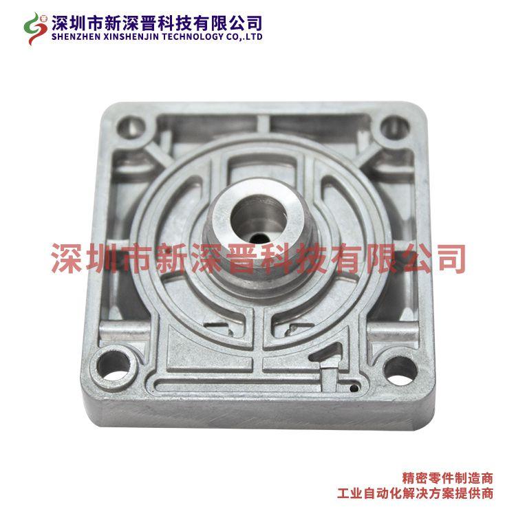 铝合金加工 精密铝合金腔体零件加工 来图机械加工 深圳五金加工厂