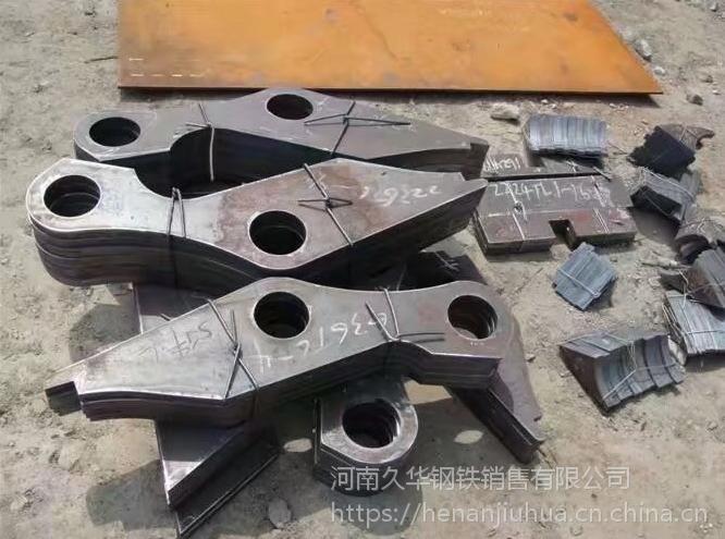 供应加工定制舞钢钢铁建筑用钢Q390GJC等