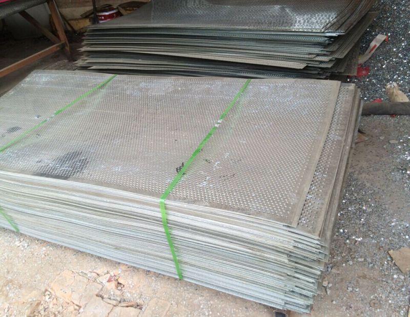 厂家销售平台钢格板加工中心