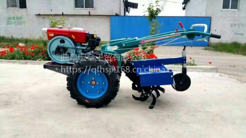 各大马力常州柴油手扶式旋耕机 配套手扶拖拉机