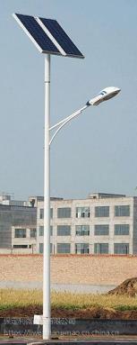太阳能灯杆灯柱 批发供应 保定太阳能铝合金灯杆批发供应