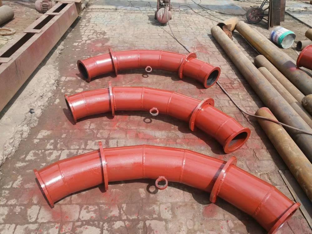 陶瓷耐磨管道自蔓延高温合成技术