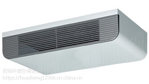厂家直销水冷水暖卧式明装风机盘管 质量可靠