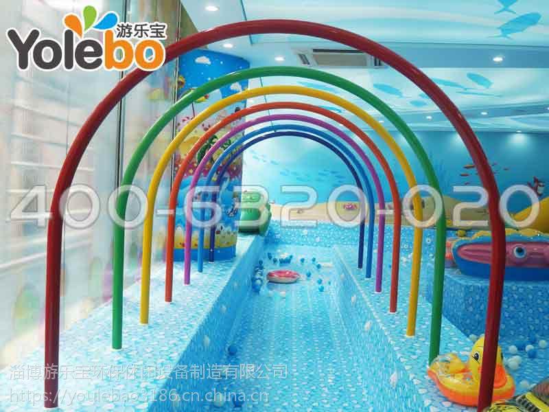 室内儿童水上乐园设备多少钱,泰安哪里卖水上游乐设施,亲子戏水池厂家