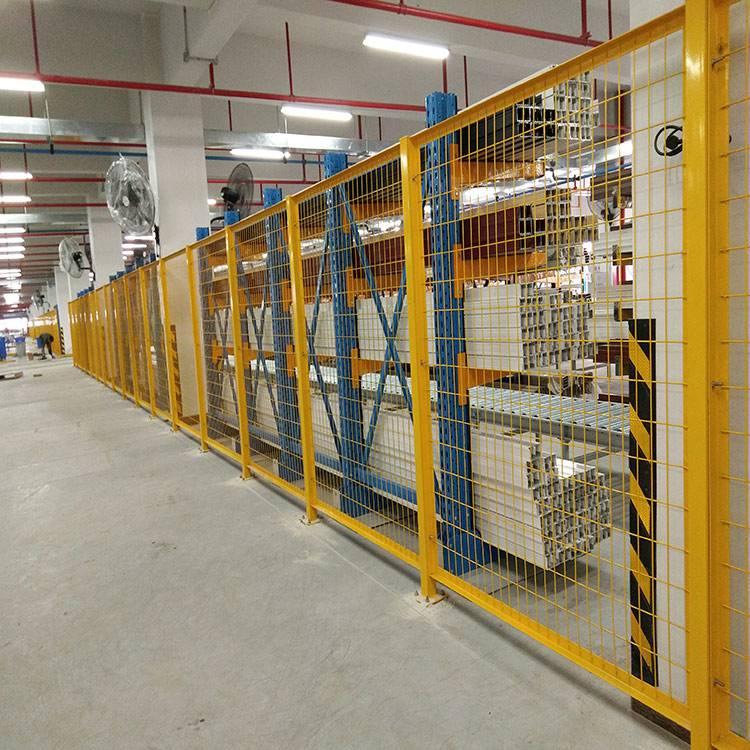 珠海仓库防护网现货 高2米隔离网大量库存 广州铁丝网厂区晟成