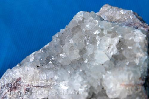 天津水晶石进口报关公司