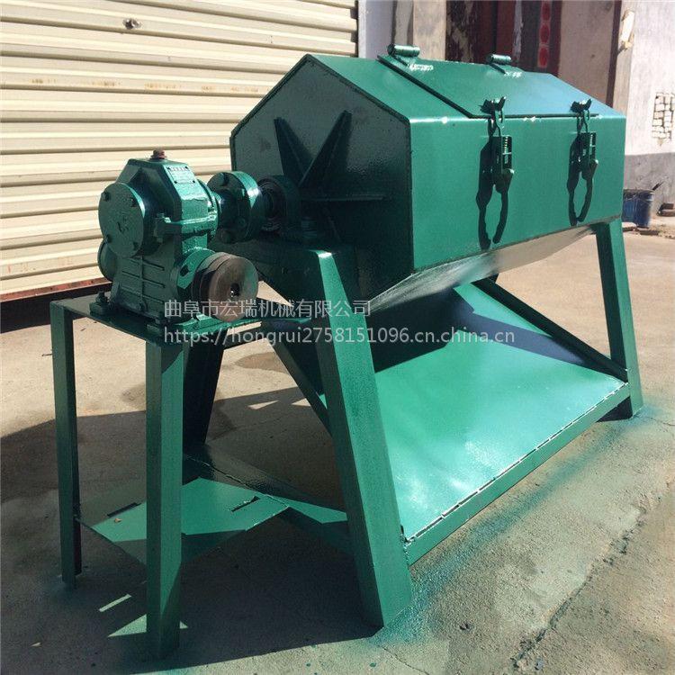 八角滚桶式研磨抛光机 宏瑞促销优质金属除锈机非金属抛光机