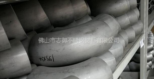 民众316不锈钢机械结构用工业弯头