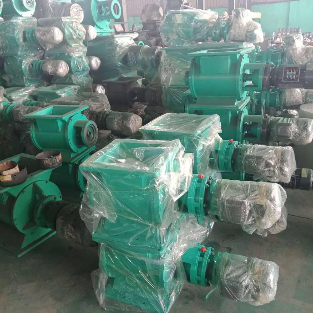 介休市权特环保厂家供应碳钢、不锈钢YJD卸料器异型进行长期的技术合作
