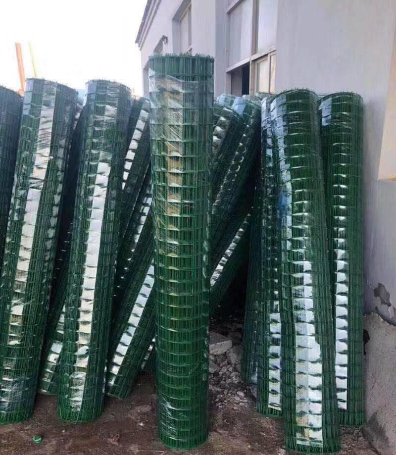 商丘铁丝网鸡鸭养殖防护网厂家直销批发包邮