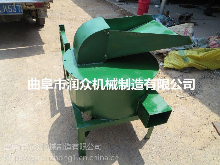 青贮饲料打浆机 机器性能坚固耐用 润众厂家直销