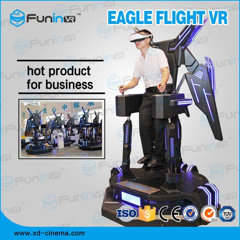 幻影星空VR设备暗黑之翼极限飞行体验馆大型设备整套加盟厂家苏州