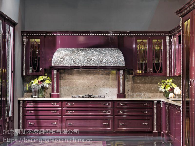 蒂梵不锈钢橱柜|北京环保衣柜价格|0甲醛厨房厂家