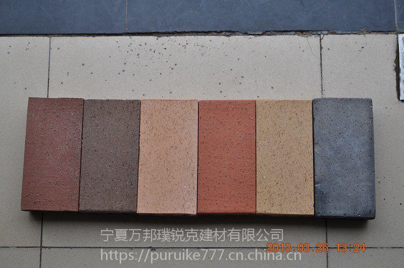 白城烧结砖厂家,吉林透水砖,长春水泥砖植草砖
