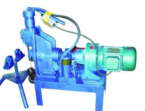 供应济宁安特力电动切管机 不锈钢电动切管机