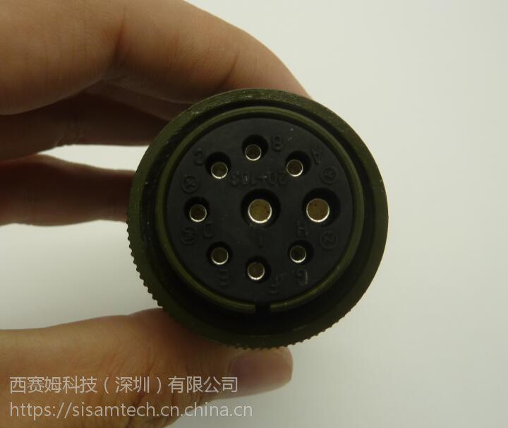 永汉yeonhab进口连接器YH3106A-20-16S