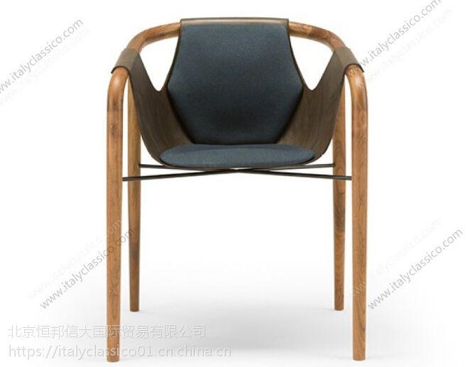SAINTLUC家具意大利进口家具高品质原木实木餐桌椅_意大利之家