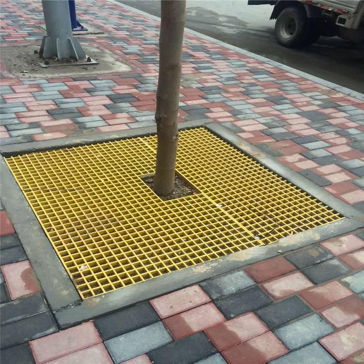 扁钢焊接网格板 水沟盖板 平台走道踏板