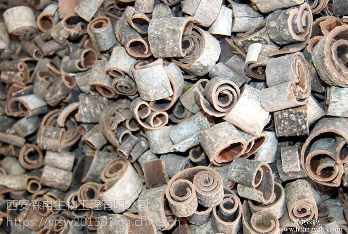 森冉生物供应杜仲提取物/丝棉皮提取物/棉树皮提取物/胶树提取物