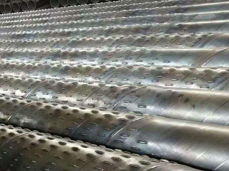 273井壁管、花管、桥式滤水管厂家生产