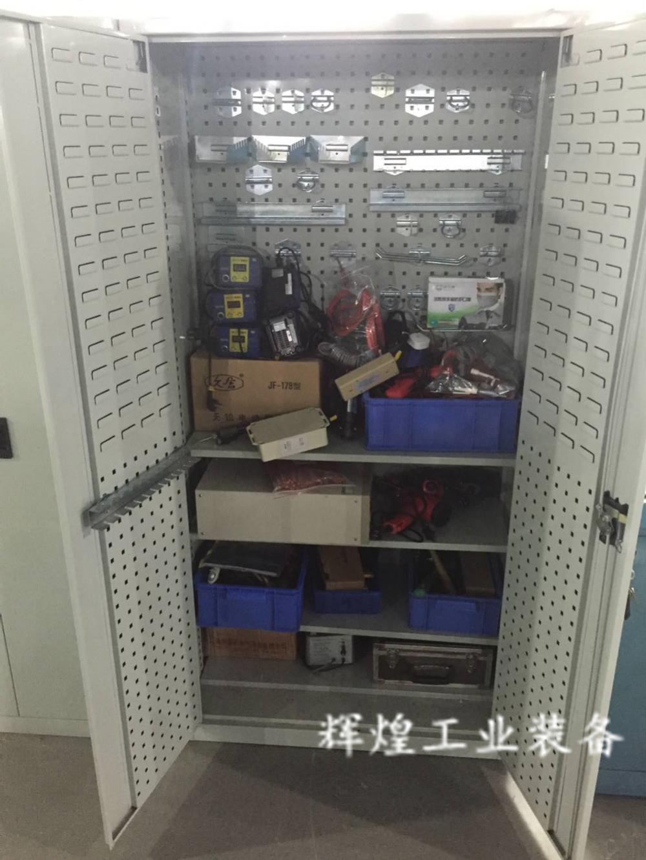 深圳 辉煌HH-243 带锁重型钢制柜 多功能存放抽屉柜 储物柜